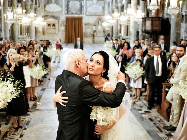 Il matrimonio di Peppe e Sara a Roma, Roma 18