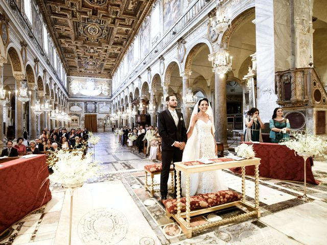 Il matrimonio di Peppe e Sara a Roma, Roma 19
