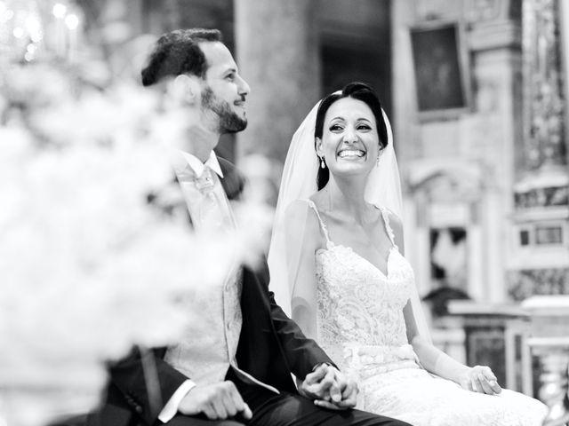 Il matrimonio di Peppe e Sara a Roma, Roma 21