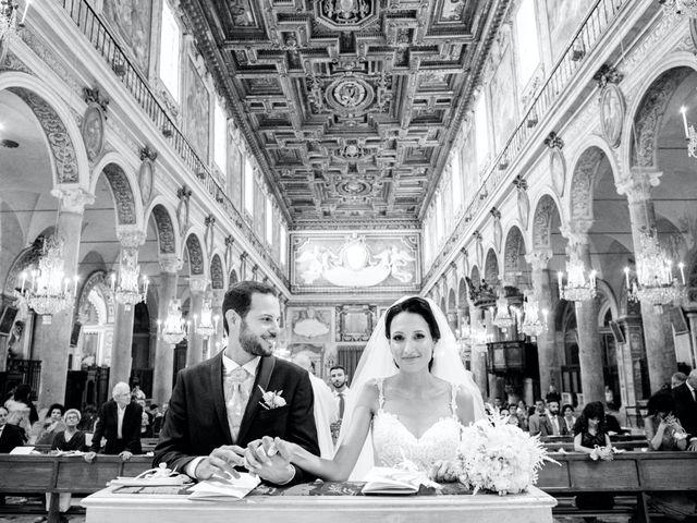 Il matrimonio di Peppe e Sara a Roma, Roma 23