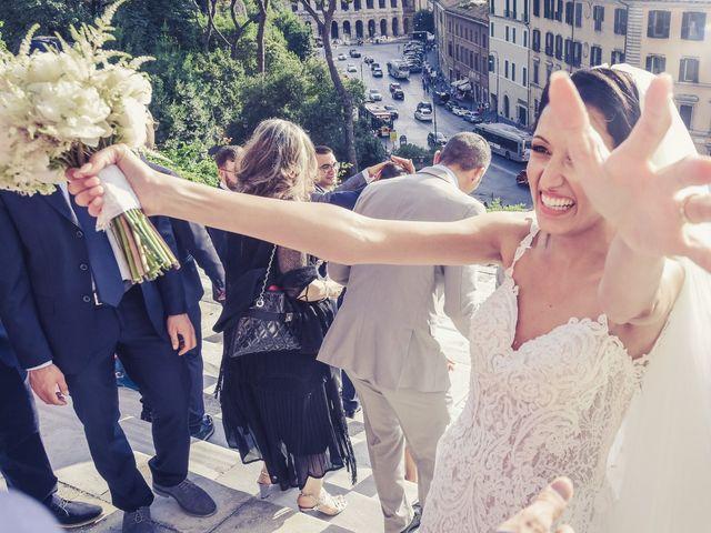 Il matrimonio di Peppe e Sara a Roma, Roma 25