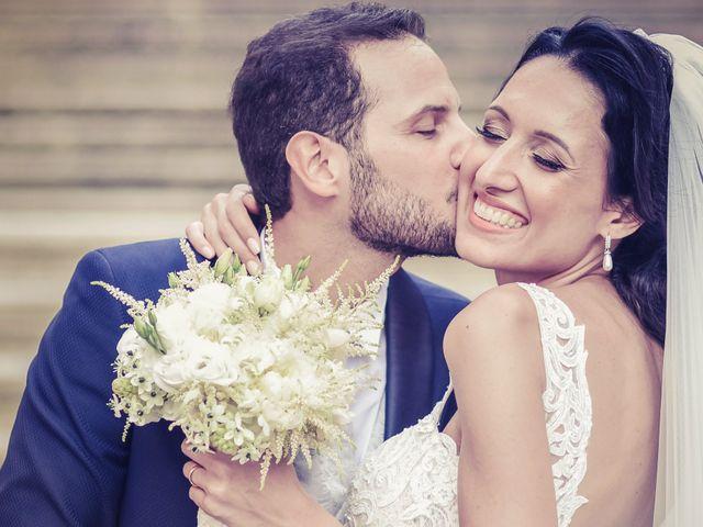 Il matrimonio di Peppe e Sara a Roma, Roma 28