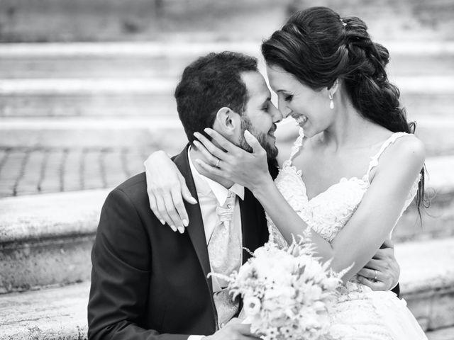 Il matrimonio di Peppe e Sara a Roma, Roma 30