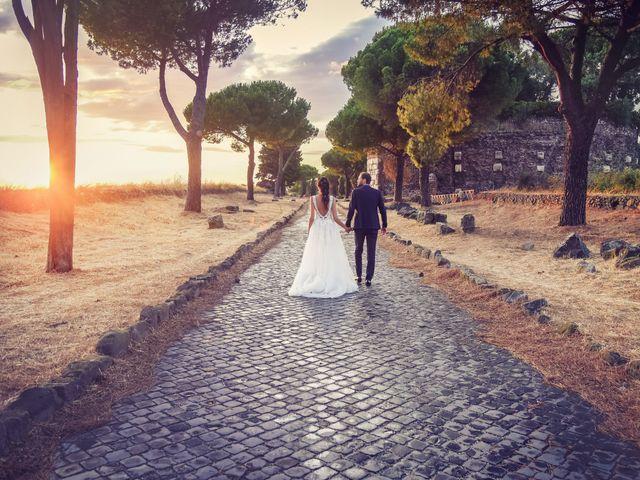 Il matrimonio di Peppe e Sara a Roma, Roma 37