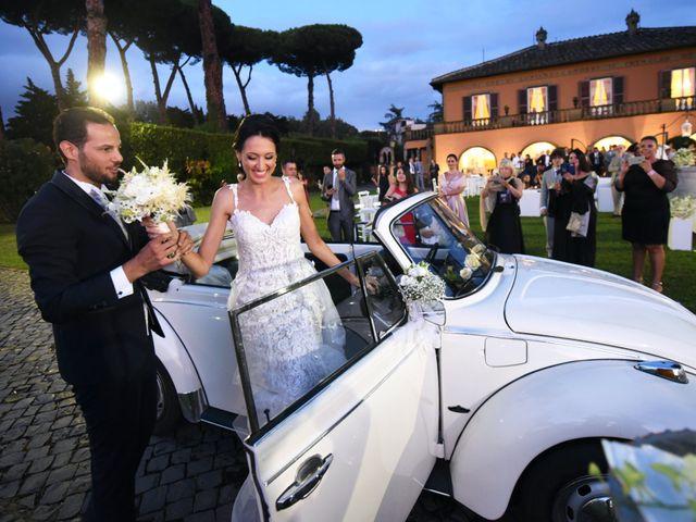 Il matrimonio di Peppe e Sara a Roma, Roma 39