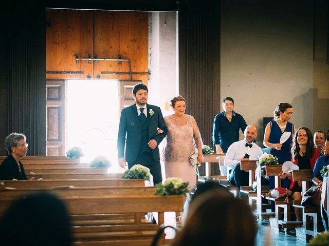 Il matrimonio di Luigi e Edith a Solferino, Mantova 27