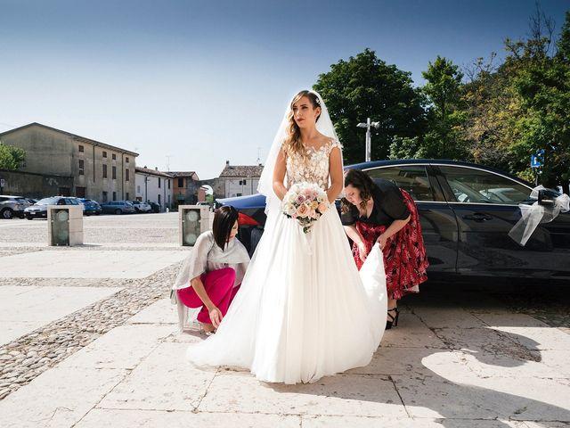 Il matrimonio di Luigi e Edith a Solferino, Mantova 28