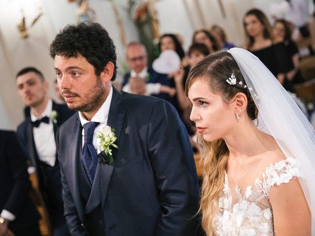 Il matrimonio di Luigi e Edith a Solferino, Mantova 33