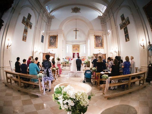 Il matrimonio di Luigi e Edith a Solferino, Mantova 36