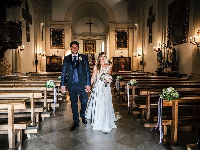 Il matrimonio di Luigi e Edith a Solferino, Mantova 37