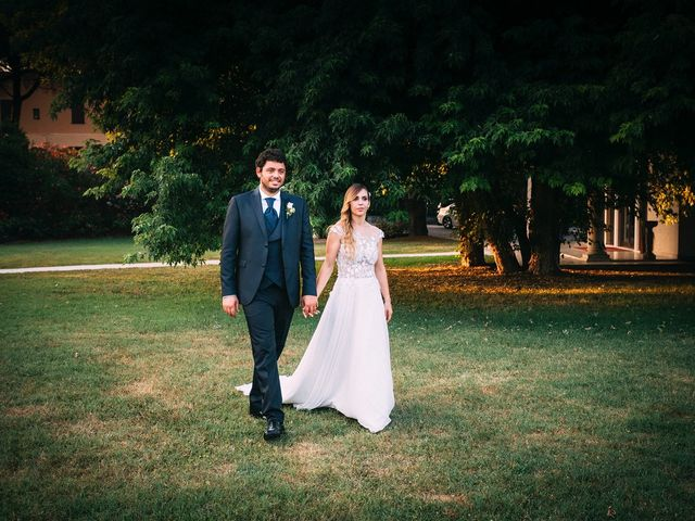 Il matrimonio di Luigi e Edith a Solferino, Mantova 63