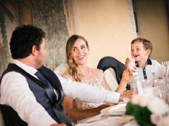 Il matrimonio di Luigi e Edith a Solferino, Mantova 70