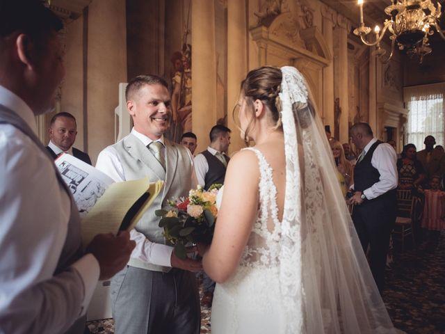 Il matrimonio di Daniel e Katie a Vicenza, Vicenza 31