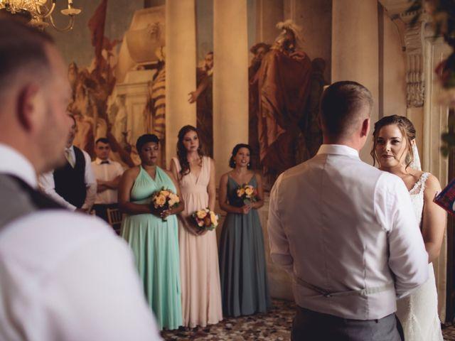 Il matrimonio di Daniel e Katie a Vicenza, Vicenza 32