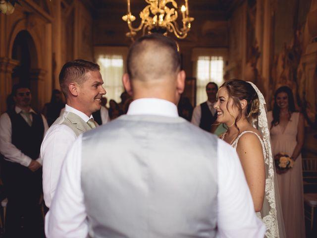 Il matrimonio di Daniel e Katie a Vicenza, Vicenza 33