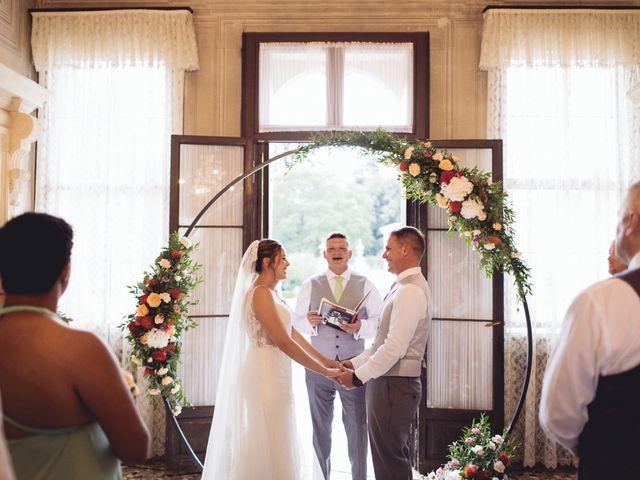 Il matrimonio di Daniel e Katie a Vicenza, Vicenza 35