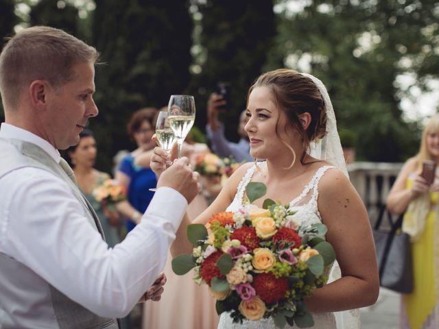 Il matrimonio di Daniel e Katie a Vicenza, Vicenza 40