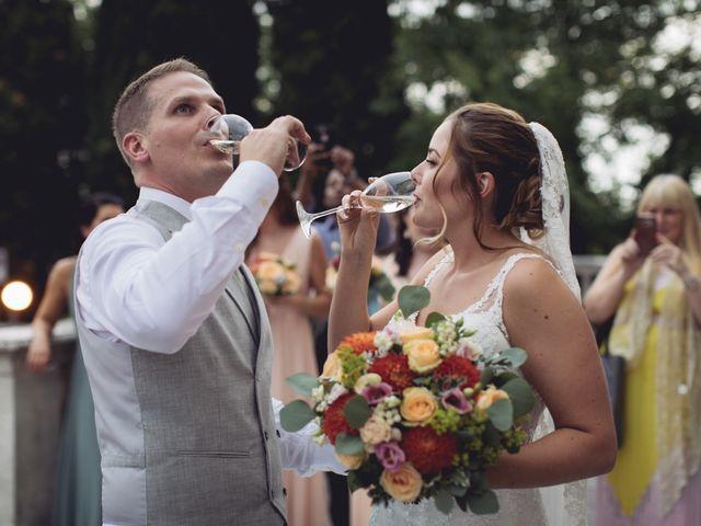 Il matrimonio di Daniel e Katie a Vicenza, Vicenza 41