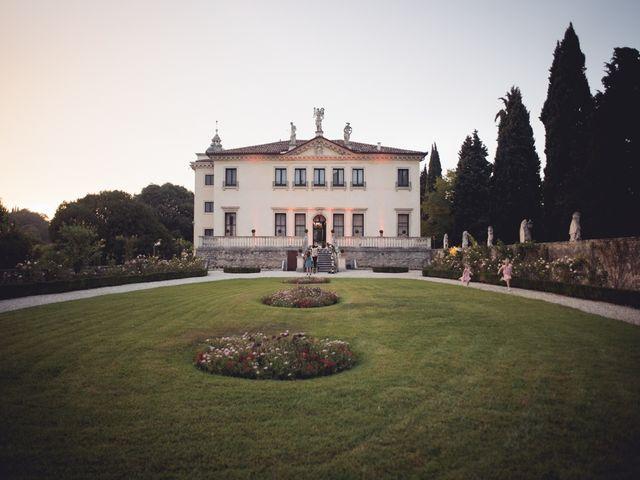 Il matrimonio di Daniel e Katie a Vicenza, Vicenza 54