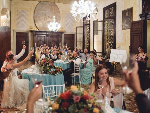 Il matrimonio di Daniel e Katie a Vicenza, Vicenza 56