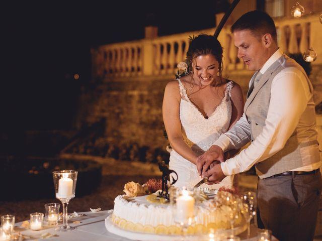 Il matrimonio di Daniel e Katie a Vicenza, Vicenza 62