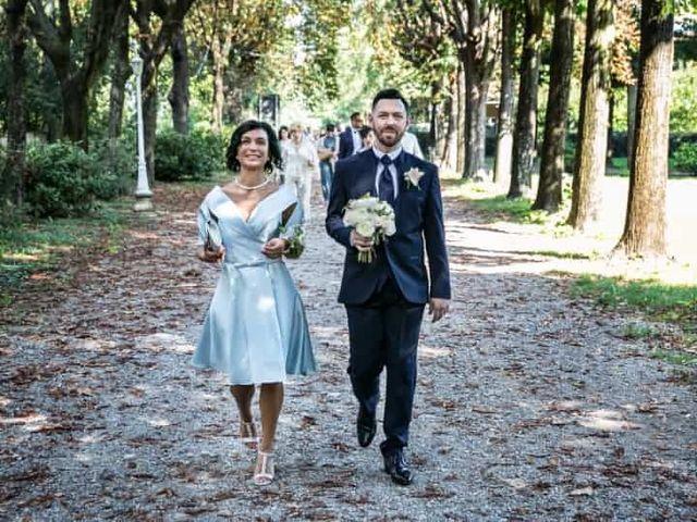 Il matrimonio di Luca e Gaia a Spirano, Bergamo 19