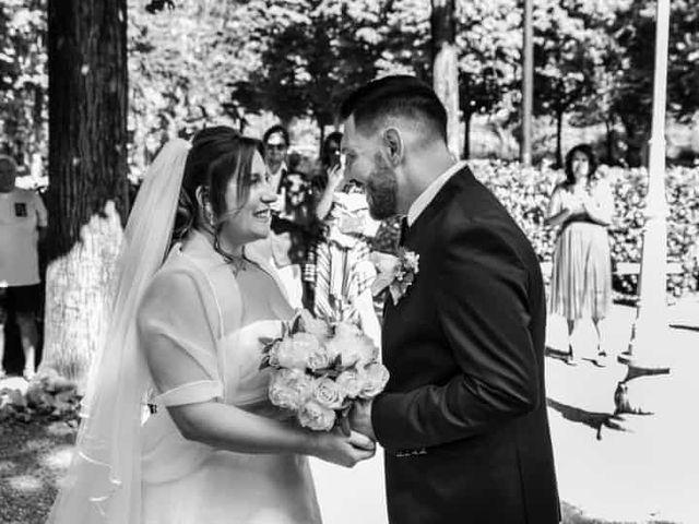 Il matrimonio di Luca e Gaia a Spirano, Bergamo 26