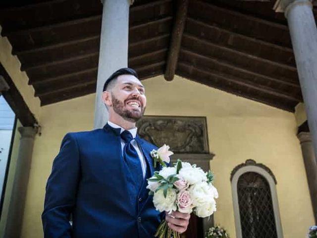 Il matrimonio di Luca e Gaia a Spirano, Bergamo 27