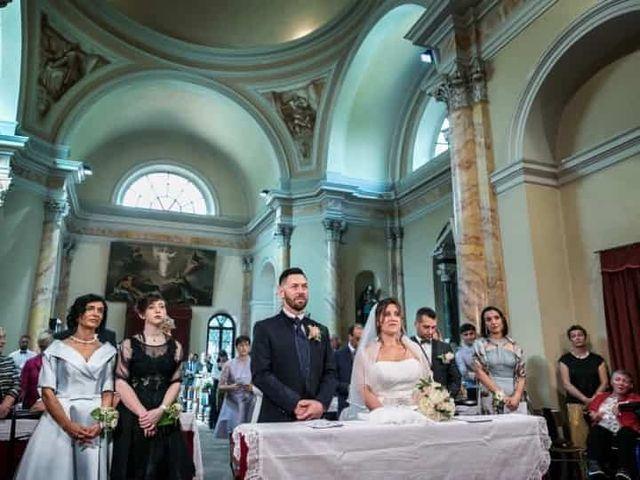 Il matrimonio di Luca e Gaia a Spirano, Bergamo 28