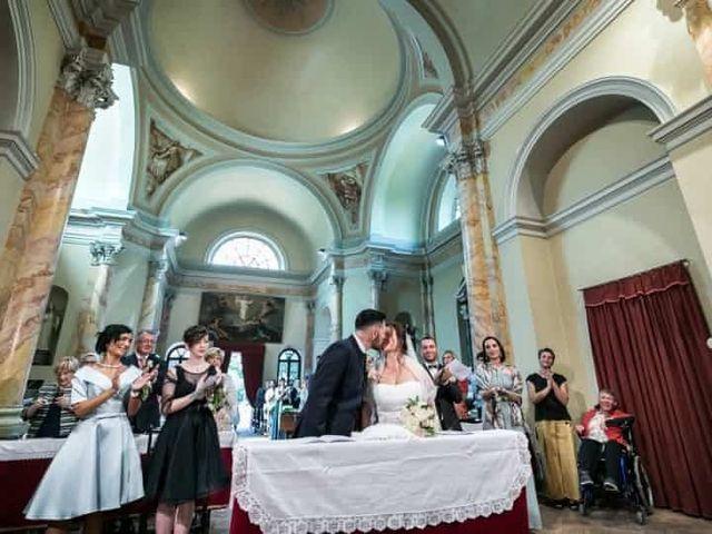 Il matrimonio di Luca e Gaia a Spirano, Bergamo 31