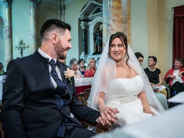 Il matrimonio di Luca e Gaia a Spirano, Bergamo 32