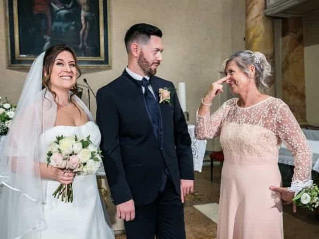 Il matrimonio di Luca e Gaia a Spirano, Bergamo 33