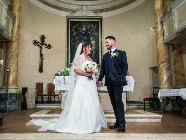 Il matrimonio di Luca e Gaia a Spirano, Bergamo 34