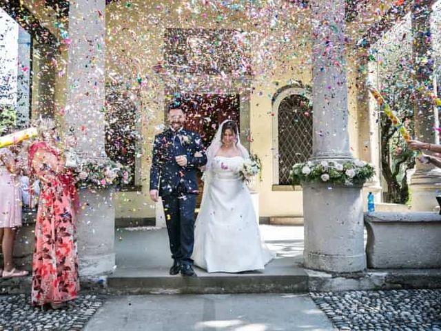 Il matrimonio di Luca e Gaia a Spirano, Bergamo 35