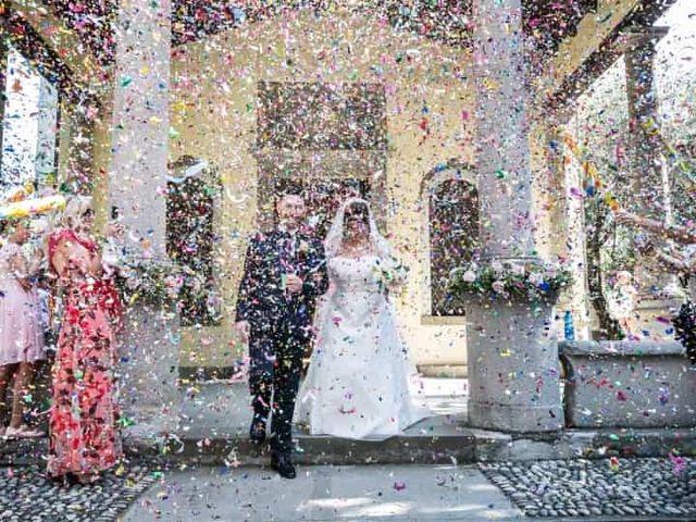 Il matrimonio di Luca e Gaia a Spirano, Bergamo 36