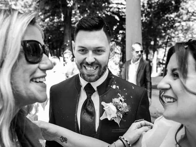 Il matrimonio di Luca e Gaia a Spirano, Bergamo 37