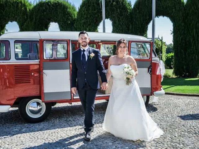 Il matrimonio di Luca e Gaia a Spirano, Bergamo 48
