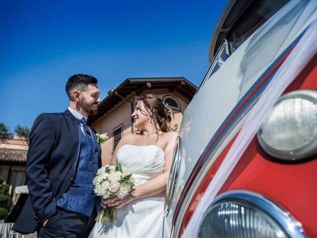 Il matrimonio di Luca e Gaia a Spirano, Bergamo 63