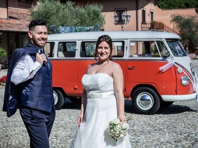 Il matrimonio di Luca e Gaia a Spirano, Bergamo 70