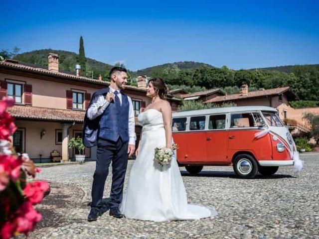 Il matrimonio di Luca e Gaia a Spirano, Bergamo 82