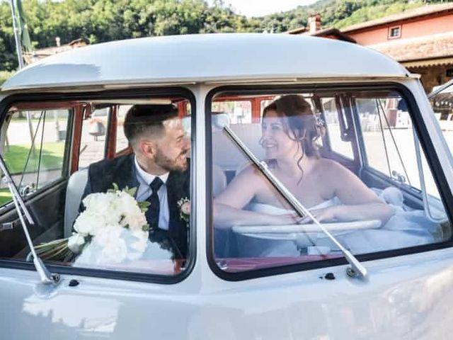 Il matrimonio di Luca e Gaia a Spirano, Bergamo 83
