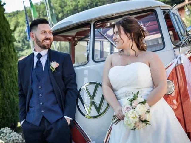 Il matrimonio di Luca e Gaia a Spirano, Bergamo 87