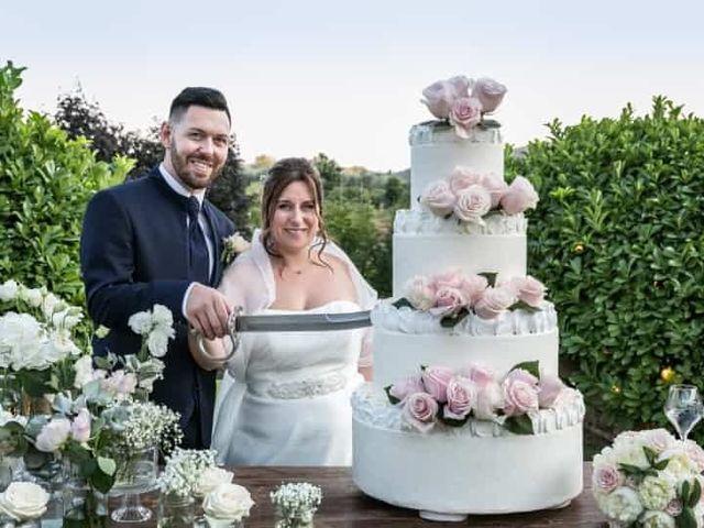Il matrimonio di Luca e Gaia a Spirano, Bergamo 91