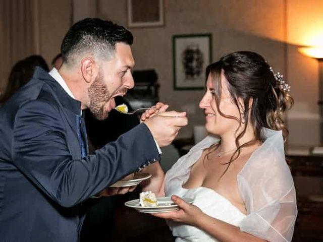 Il matrimonio di Luca e Gaia a Spirano, Bergamo 96