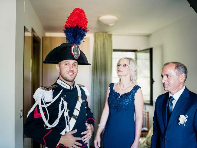 Il matrimonio di Valentina e Alessandro a Miglianico, Chieti 6