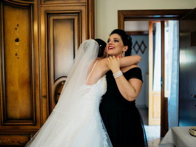 Il matrimonio di Valentina e Alessandro a Miglianico, Chieti 30