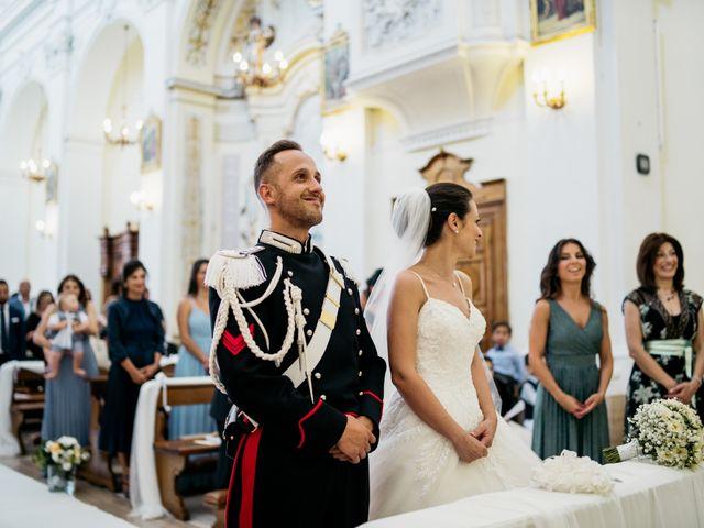 Il matrimonio di Valentina e Alessandro a Miglianico, Chieti 32