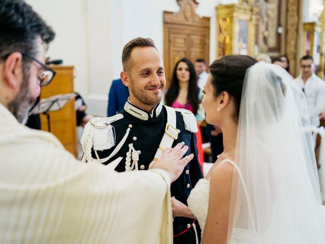 Il matrimonio di Valentina e Alessandro a Miglianico, Chieti 34