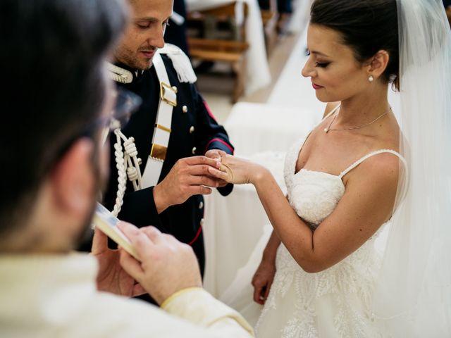 Il matrimonio di Valentina e Alessandro a Miglianico, Chieti 35