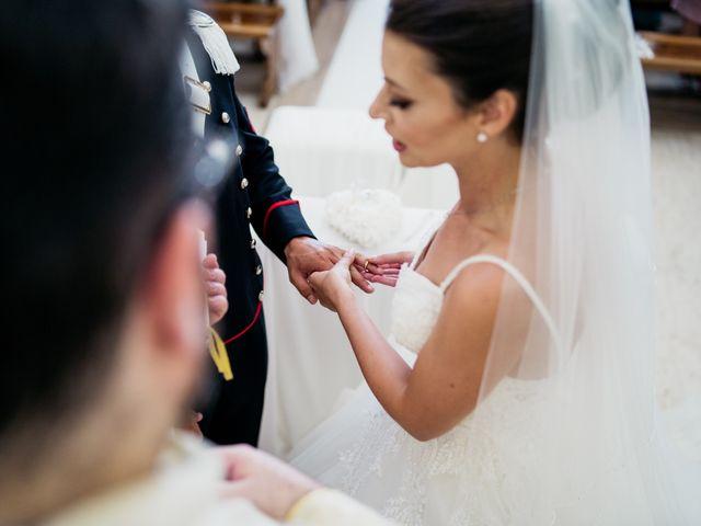 Il matrimonio di Valentina e Alessandro a Miglianico, Chieti 36